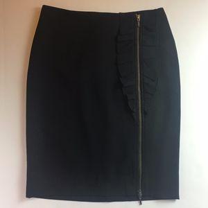 Banana Republic Ruffle Skirt